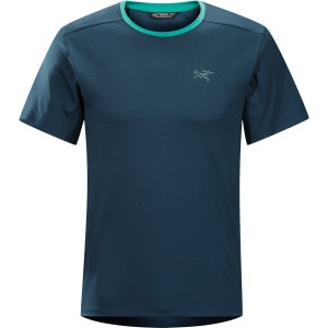 Arc'teryx Iridine Crew Shirt - Short-Sleeve - Men's