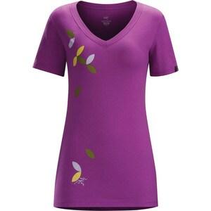 Arc'teryx Flutter V-Neck T-Shirt - Short-Sleeve - Women's