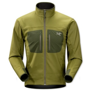Epsilon AR Softshell Jacket - Men's