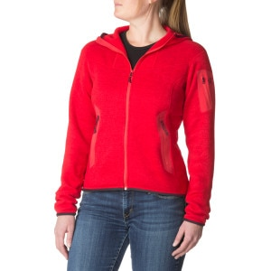 Covert Hooded Fleece Jacket - Women's