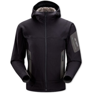 Hyllus Hooded Fleece Jacket - Men's