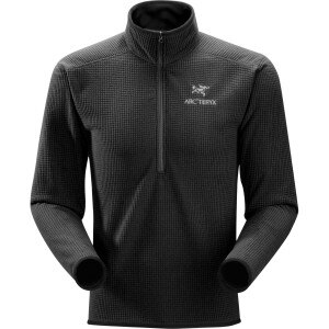 Delta AR Zip Neck Shirt - Men's