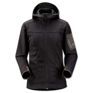 Epsilon SV Hooded Softshell Jacket - Women's