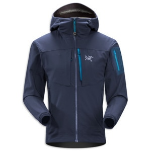 Gamma MX Hooded Softshell Jacket - Men's