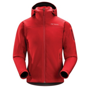 Firee Softshell Hooded Jacket - Men's