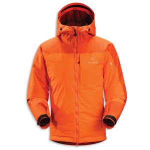 Kappa Hooded Insulated Jacket - Men's