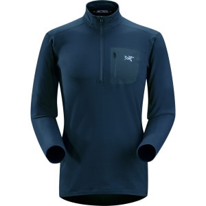 Rho LT Zip-Neck Top - Long-Sleeve - Men's