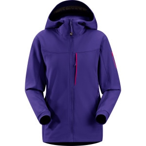 Gamma MX Hooded Softshell Jacket  - Women's