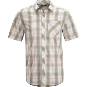 Pathline Shirt - Short-Sleeve - Men's