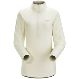 Delta LT Fleece Pullover - 1/2-Zip - Women's