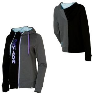 Meridian Fleece Full-Zip Hooded Sweatshirt - Women's
