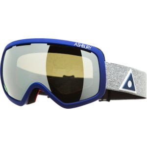 Ashbury Eyewear Bullet Goggle w/ Free Replacement Lens