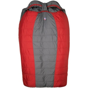 Big Creek Sleeping Bag: 30 Degree Synthetic