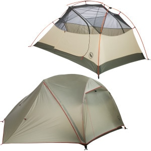 Jack Rabbit SL Tent: 2-Person 3-Season