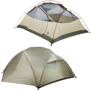 Jack Rabbit SL Tent: 3-Person 3-Season