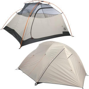 Burn Ridge Outfitter 3 Tent: 3-Person 3-Season