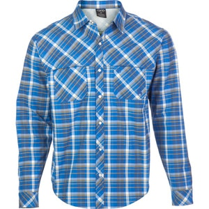 Whiskey River Hybrid Collab Button-Down Shirt - Long-Sleeve - Men's