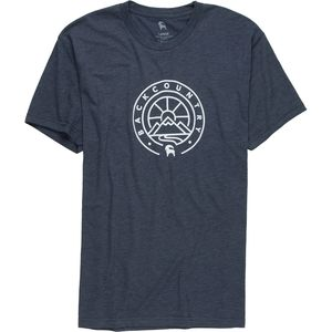 Mountain Medallion Graphic T-Shirt - Men's