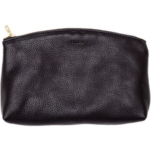 Small Leather Clutch - Women's