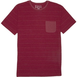 Billabong Shaded Stripe Pocket T-Shirt - Short-Sleeve - Men's
