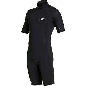 Billabong 2mm Absolute Flatlock Back Zip Spring Suit - Men's