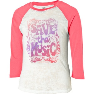 Billabong Music And Me T-Shirt - Long-Sleeve - Little Girls' - 2011