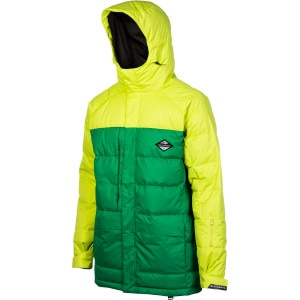 Block Down Jacket - Men's