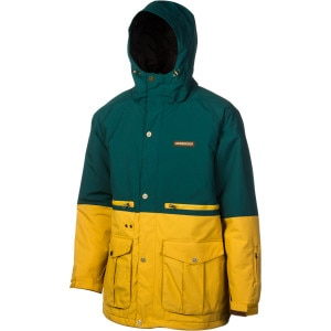 Grind Insulated Jacket - Men's