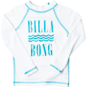 Billabong Tori Rash Guard - Long-Sleeve - Little Girls' - 2012