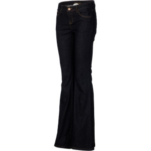 Jagger Flare Denim Pant - Women's