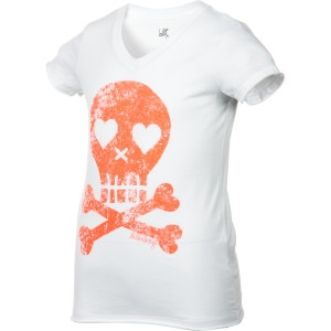 Billabong Skulls Shirt - Short-Sleeve - Girls' - 2012