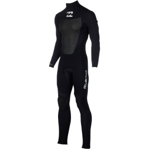 Billabong Foil 403 Back Zip LS Full Wetsuit - Men's
