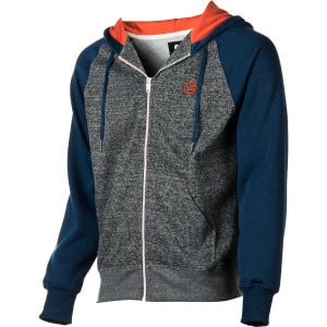 Field Raglan Full-Zip Hoodie - Men's