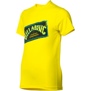 Iconic Rashguard - Short-Sleeve - Boys'