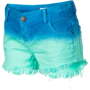 To Dye For Denim Short - Girls'