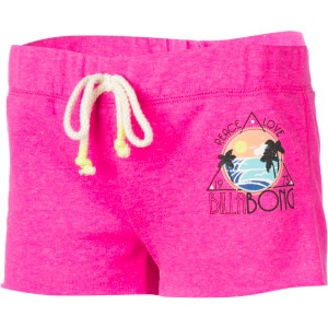 Cutbacks Drawcord Short - Girls'