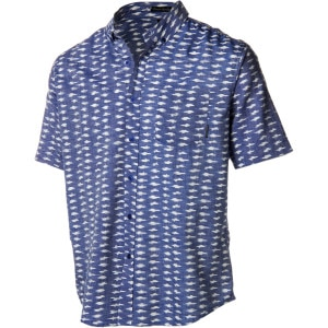 Space Kadet Woven Shirt - Short-Sleeve - Men's