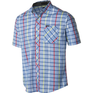 Chambers Woven Shirt - Short-Sleeve - Men's
