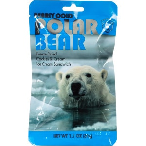 Freeze-Dried Polar Bear Cookies & Cream Ice Cream