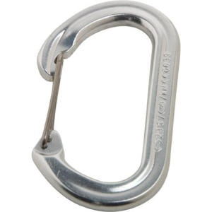 OvalWire Carabiner