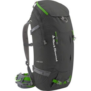 Axis 33 Backpack - 1892-2136cu in