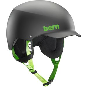 Team Baker EPS Thin Shell Helmet with Earflaps