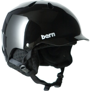 Bern Watts EPS Audio Helmet w/Knit Liner - 2011