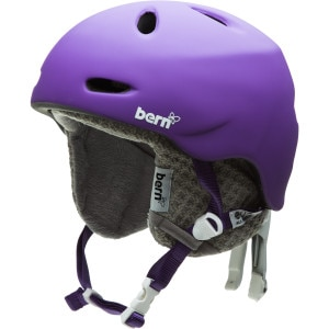 Bern Berkeley Zip Mold Helmet with Knit Liner - Women's