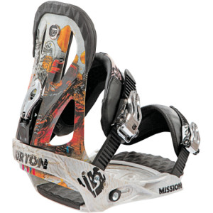 Mission Snowboard Binding