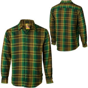 Burton Tech Flannel Shirt - Long-Sleeve - Men's - 09/10 - 2009