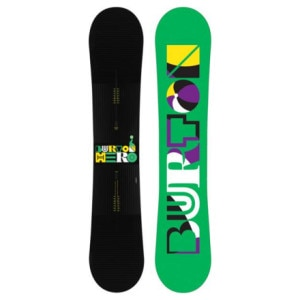 Hero Snowboard - Wide - 09/10