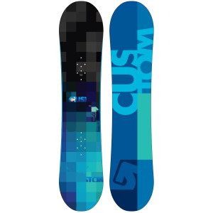 Burton Custom Smalls V-Rocker Snowboard - Kids'
