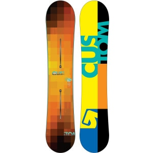 Custom Flying V Snowboard