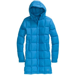 Burton Mecca Trench Down Jacket - Women's - 2011
